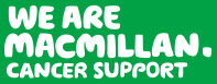 Macmillan Cancer Support homepage