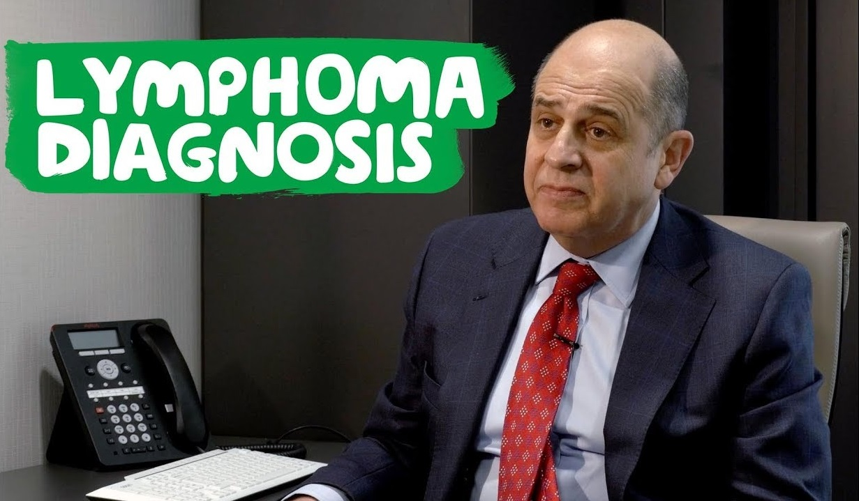 Diagnosing lymphoma