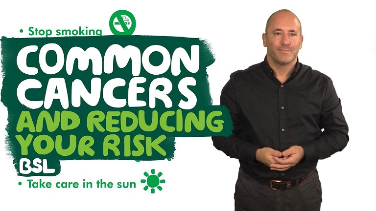 Common cancers and reducing your risk