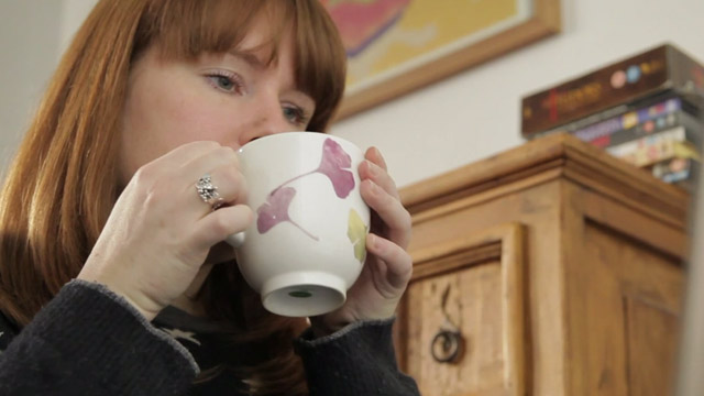 Living with a brain tumour