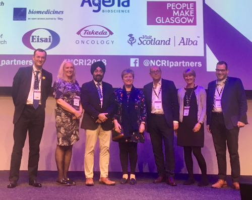 NCRI Conference 2018 speakers