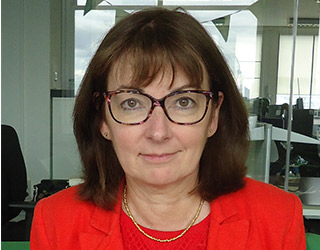 Dr Rosie Loftus, Joint Chief Medical Officer