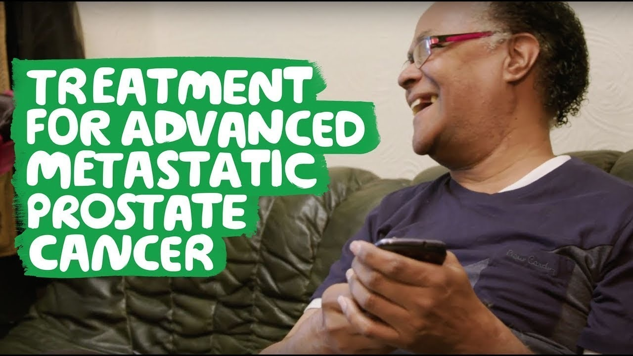 Treatment for advanced (metastatic) prostate cancer