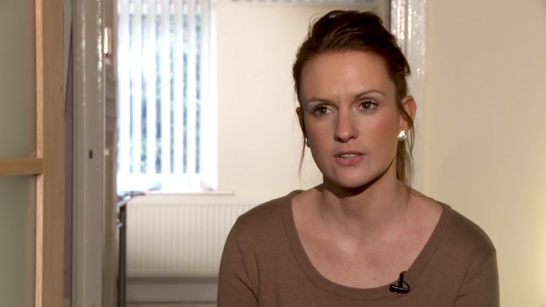 Living with cervical cancer