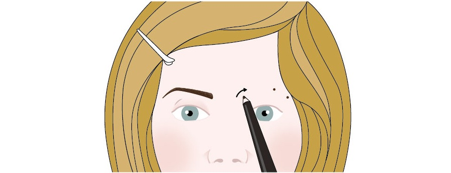 Creating eyebrows 1