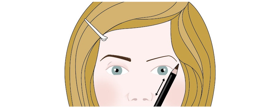 creating eyebrows 2