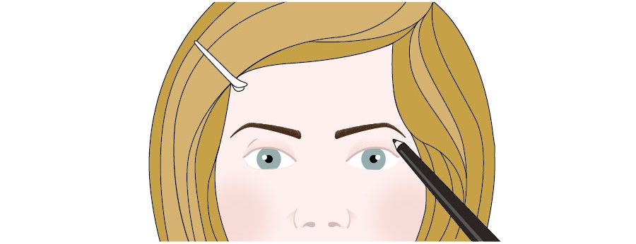creating eyebrows 4
