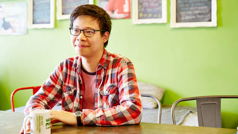 Donald Lam, Digital Engagement intern