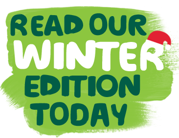 Heading: Read out Winter edition today