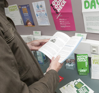 Macmillan information booklets