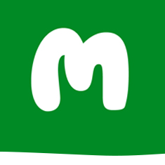 Macmillan 'M' icon