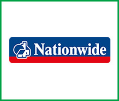 The words 'Nationwide - on your side'