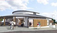 An artist's impression of the Sussex Cancer Centre