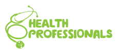 Health professionals section image