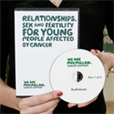CD cover for Relationships booklet