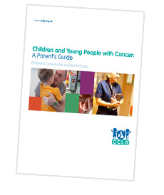 Children and Young People with Cancer: A Parent's Guide