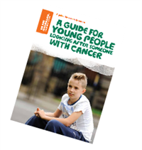 A guide for young people looking after someone with cancer