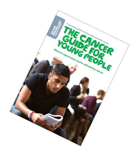 Cancer guide for young people