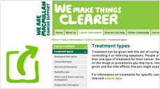 Find out about other treatments