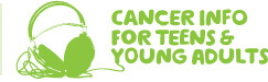 Cancer info for teens and young adults