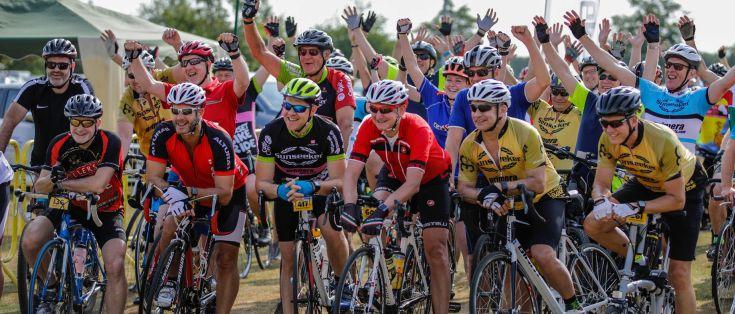 Macmillan Dorset Bike Ride 2020