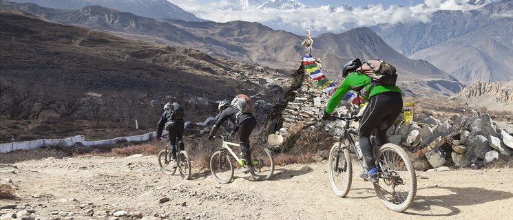 Indian Himalayan Cycle Challenge