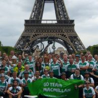London to Paris Cycle Challenge 2016