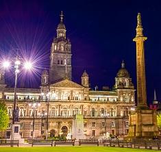 Nightrider Glasgow 2018