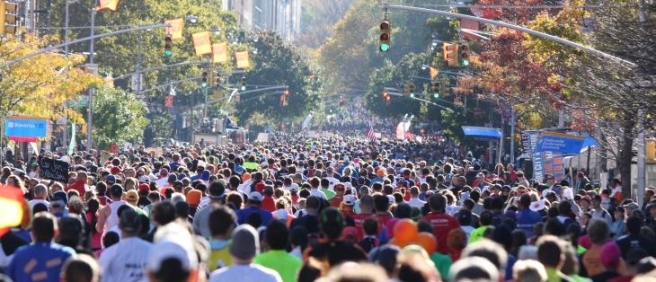 New York Marathon 2020
