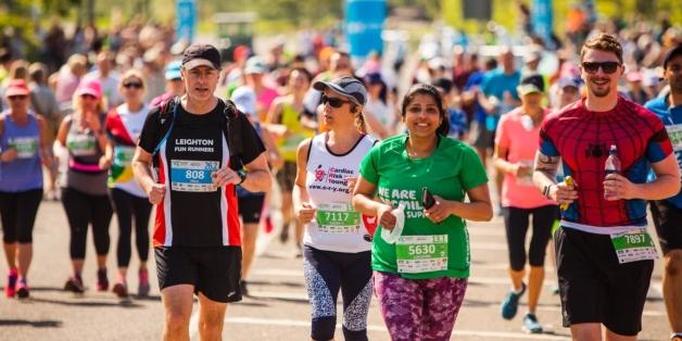 Milton Keynes Marathon 2019