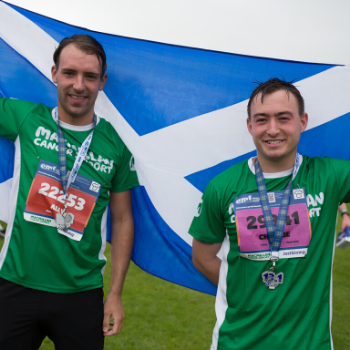 Virtual Edinburgh Marathon Festival