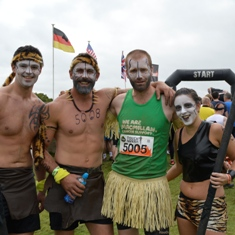 Tough Mudder London South (Weekend 2)