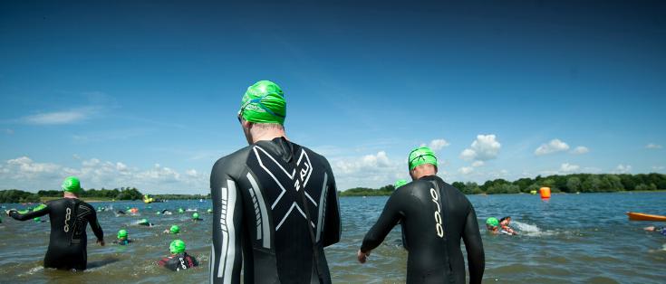 Swim Serpentine - 1/2 Mile 2021