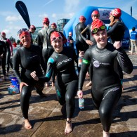 Great Newham London Swim 2016