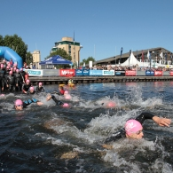 Great London Swim 2015 Newham