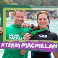 Macmillan Lido Challenge 2015 Lewes - 5km Relay