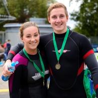 Macmillan Lido Challenge 2015 Letchworth - 2km Relay