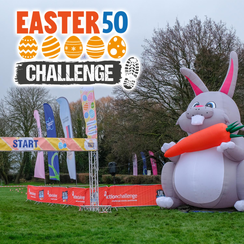 Easter 50 Challenge 2021