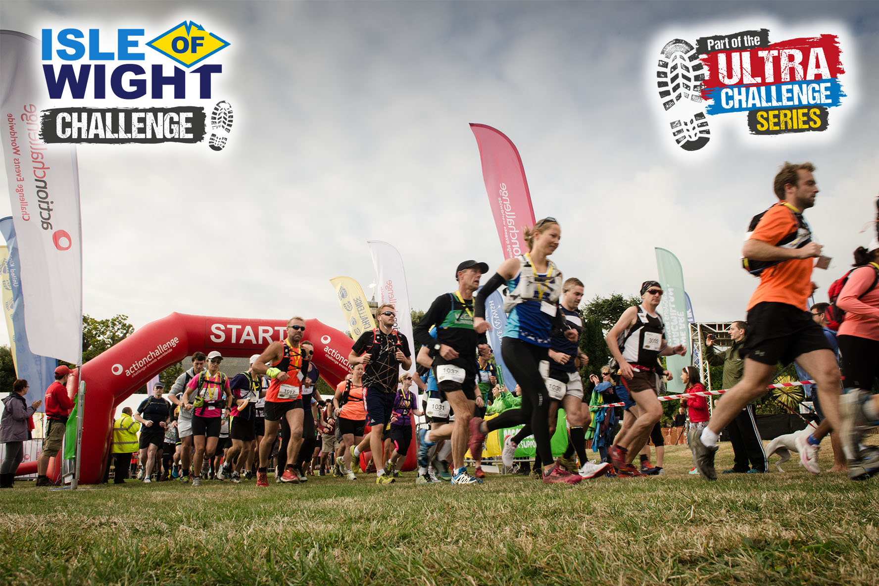 Isle of Wight Ultra Run