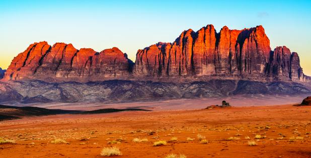 Trek to ancient Petra 2019