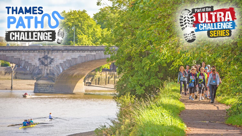 Thames Path Ultra Challenge 2020