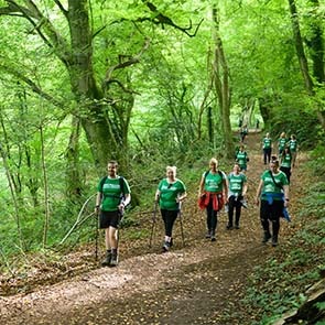 Hike for Macmillan