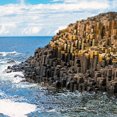 Giant's Causeway Mighty Hike 13 mile