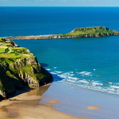 Gower Peninsula Mighty Hike 2020