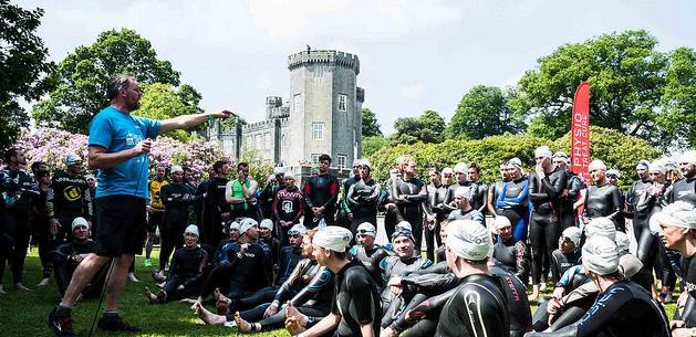 Castle Howard Triathlon 2019