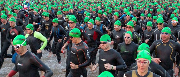 Full Distance or 70.3 Triathlon
