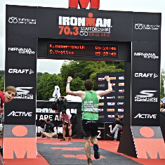 2020 IRONMAN or IRONMAN 70.3