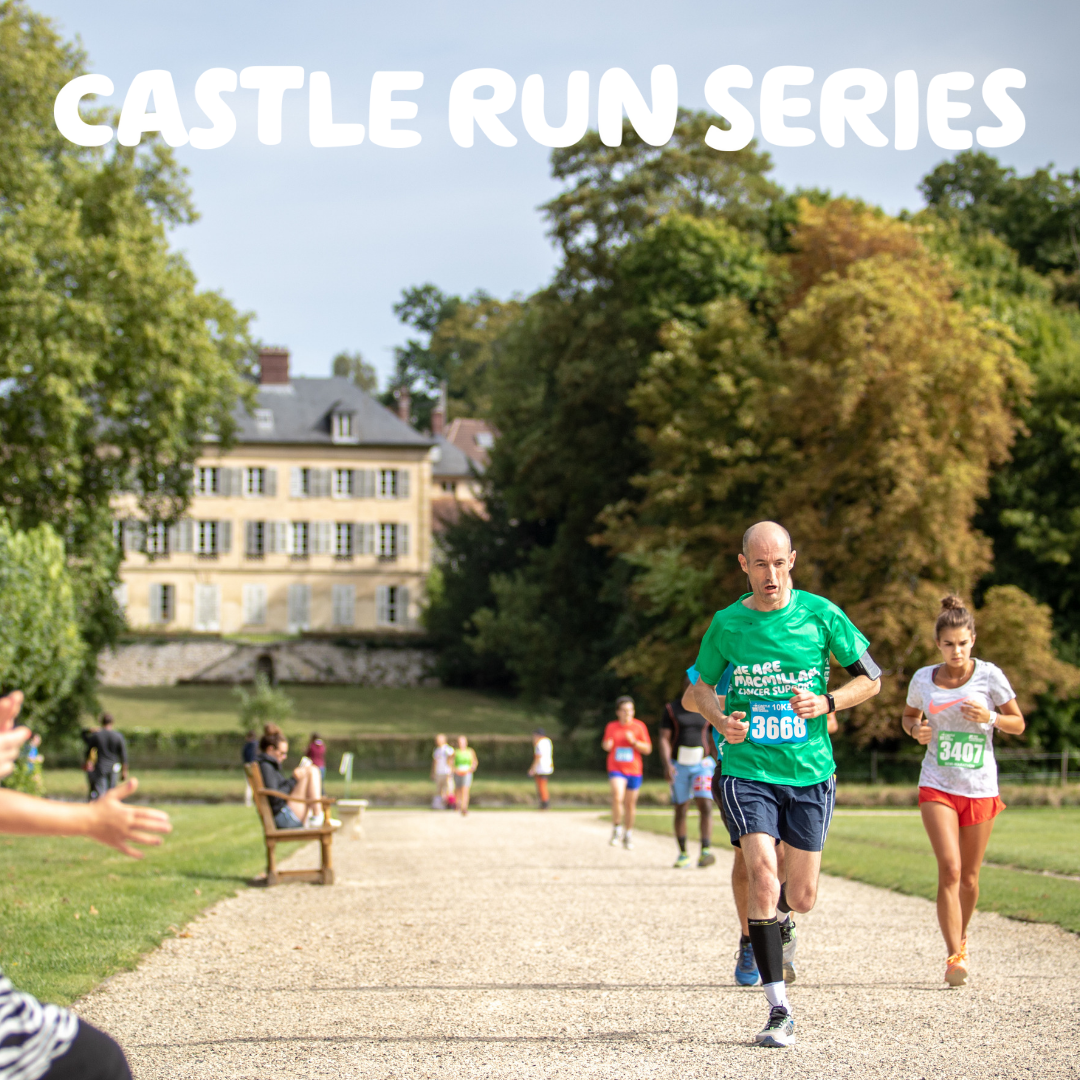 Chateau de Chantilly Half Marathon 2019