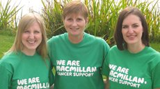 Greater Manchester fundraising team