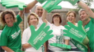 Macmillan volunteers